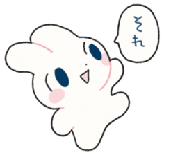 Usayoshi of Rabbit sticker #5149700