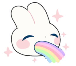 Usayoshi of Rabbit sticker #5149703