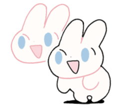 Usayoshi of Rabbit sticker #5149707