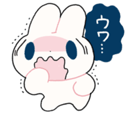 Usayoshi of Rabbit sticker #5149709