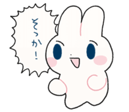Usayoshi of Rabbit sticker #5149711