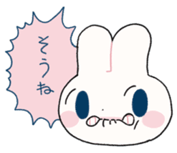 Usayoshi of Rabbit sticker #5149713