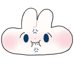 Usayoshi of Rabbit sticker #5149714