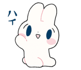 Usayoshi of Rabbit sticker #5149718