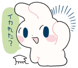 Usayoshi of Rabbit sticker #5149721