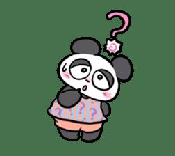 panpaka PANDA sticker #5152265