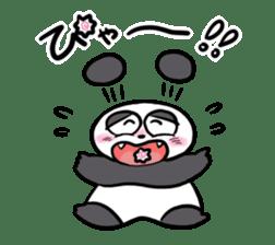 panpaka PANDA sticker #5152267