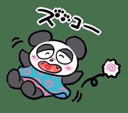 panpaka PANDA sticker #5152274