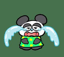 panpaka PANDA sticker #5152277