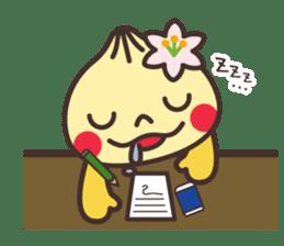 Yaotchi (Yaotsu image character) sticker #5157669