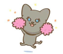 shizunyan sticker #5159339