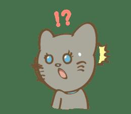 shizunyan sticker #5159343
