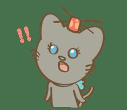 shizunyan sticker #5159355