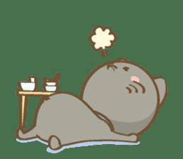 shizunyan sticker #5159365