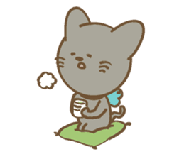 shizunyan sticker #5159368