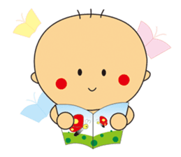 Jhen-jhu meatballs(Big-Head Boy) sticker #5160580
