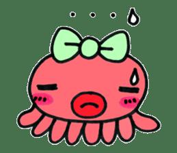 machan of octopus sticker #5160800