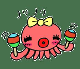 machan of octopus sticker #5160802