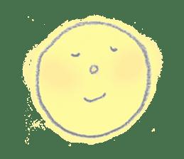 moon's yellow sticker #5163173