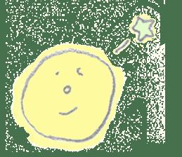 moon's yellow sticker #5163182