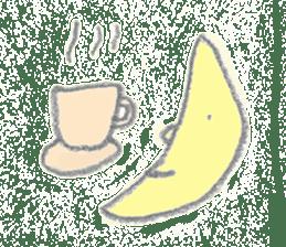 moon's yellow sticker #5163187