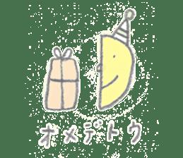 moon's yellow sticker #5163193