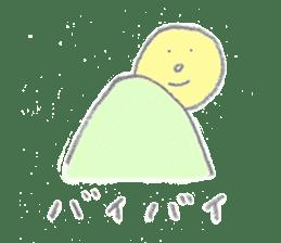 moon's yellow sticker #5163195
