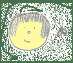 moon's yellow sticker #5163200