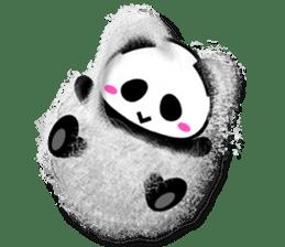 Soft Panda 2(English) sticker #5165932