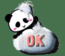 Soft Panda 2(English) sticker #5165933