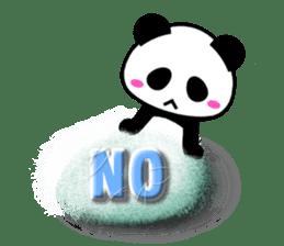 Soft Panda 2(English) sticker #5165934