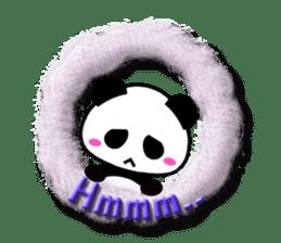 Soft Panda 2(English) sticker #5165937