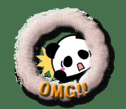 Soft Panda 2(English) sticker #5165939
