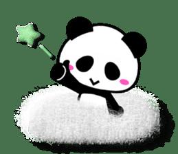 Soft Panda 2(English) sticker #5165940