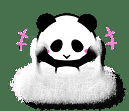 Soft Panda 2(English) sticker #5165941