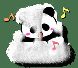 Soft Panda 2(English) sticker #5165942
