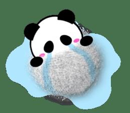 Soft Panda 2(English) sticker #5165945