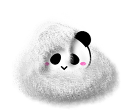 Soft Panda 2(English) sticker #5165947