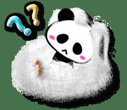 Soft Panda 2(English) sticker #5165948
