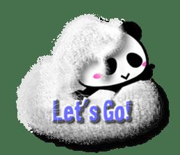 Soft Panda 2(English) sticker #5165952