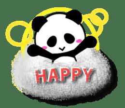 Soft Panda 2(English) sticker #5165954