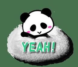 Soft Panda 2(English) sticker #5165956