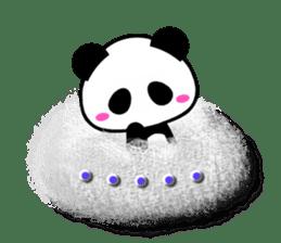 Soft Panda 2(English) sticker #5165957