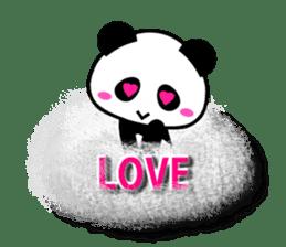 Soft Panda 2(English) sticker #5165958