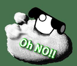Soft Panda 2(English) sticker #5165959