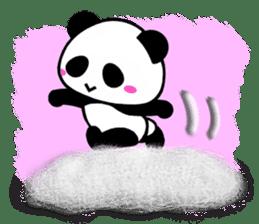 Soft Panda 2(English) sticker #5165960