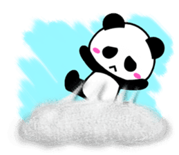 Soft Panda 2(English) sticker #5165961
