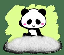 Soft Panda 2(English) sticker #5165962