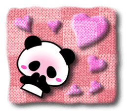 Soft Panda 2(English) sticker #5165964