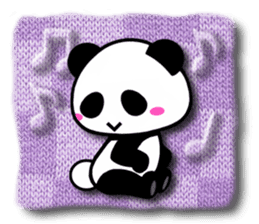 Soft Panda 2(English) sticker #5165965